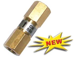 BACKVENTIL CK500
