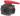 3-vägs kulventil, polypropylen, serie 453