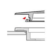 Profilpackningar  och o-ringar för tanklock med gångjärn