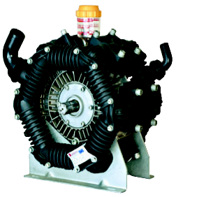 Kolvmembranpump 6-cyl, 254 l/min